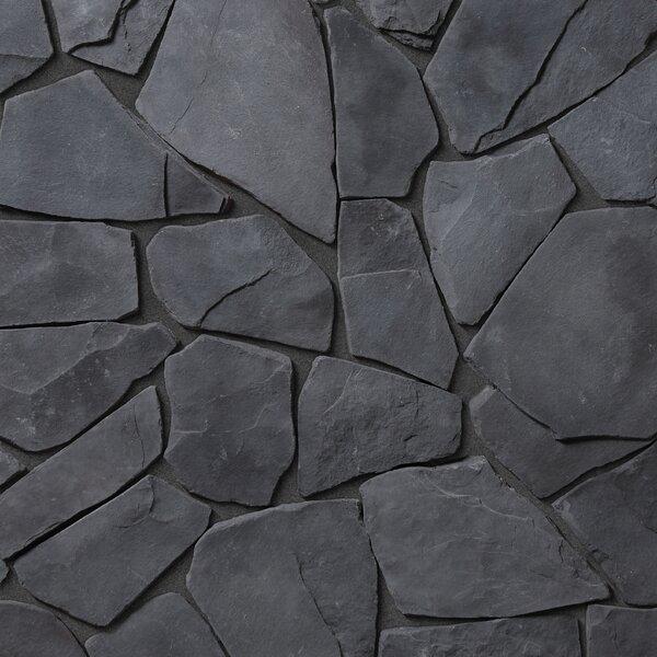 Bedrock Random Sized Concrete Composite Rock Exterior Tile in Vancouver by Emser Tile