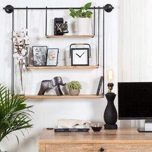 Trista 3 Piece Square Tiered Shelf