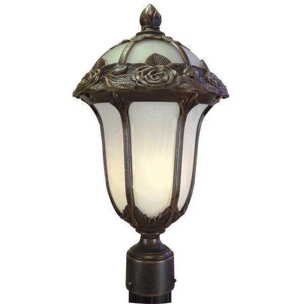 Rose Garden Outdoor 3-Light Lantern Head by Special Lite Products