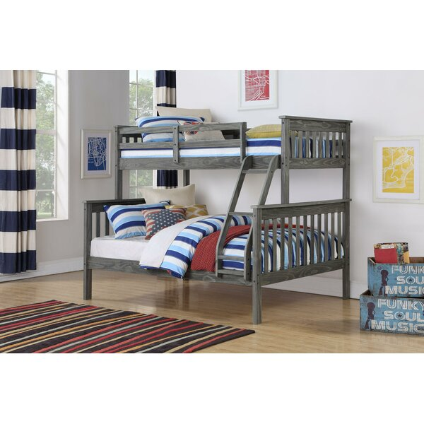 Dubbo Twin over Full Bunk Bed by Harriet Bee