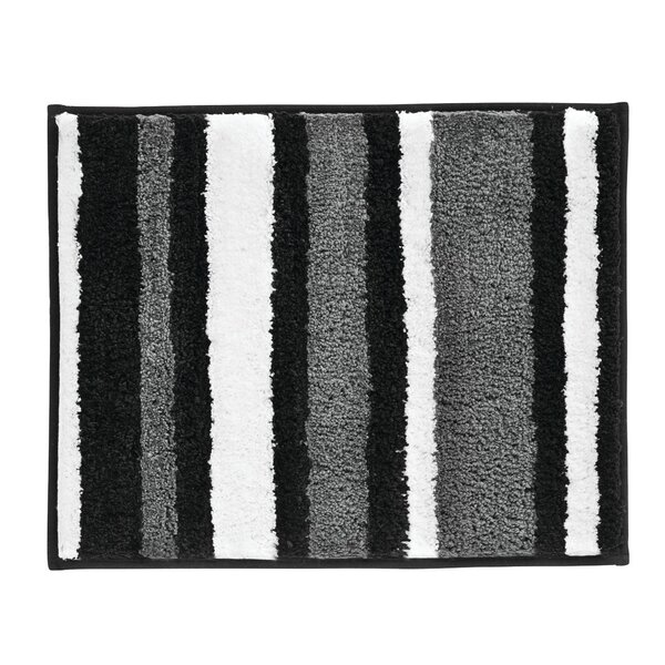 Stripz Bath Rug by InterDesign
