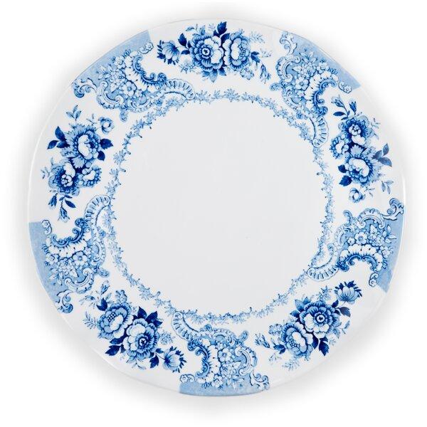 Cambridge Rose Melamine Serving Platter by Q Squared