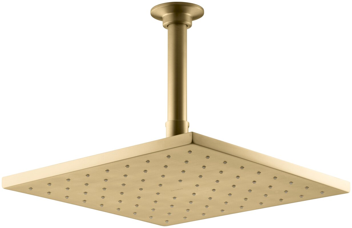 Kohler Contemporary Square Rainhead