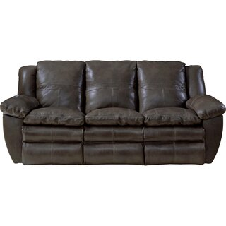 Aria Leather Reclining Sofa by Catnapper SKU:BE889083 Shop