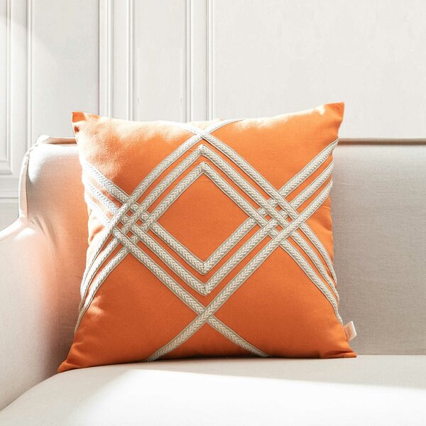 Alderley Throw Pillow by Three Posts