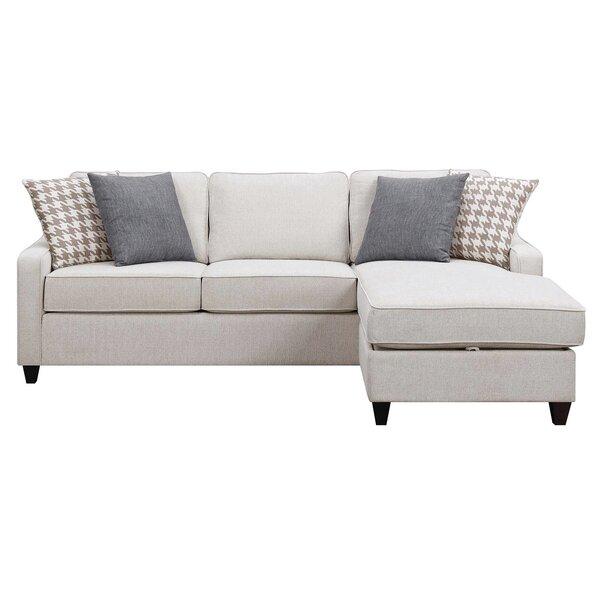 Vantassel Reversible Modular Sofa by Red Barrel Studio