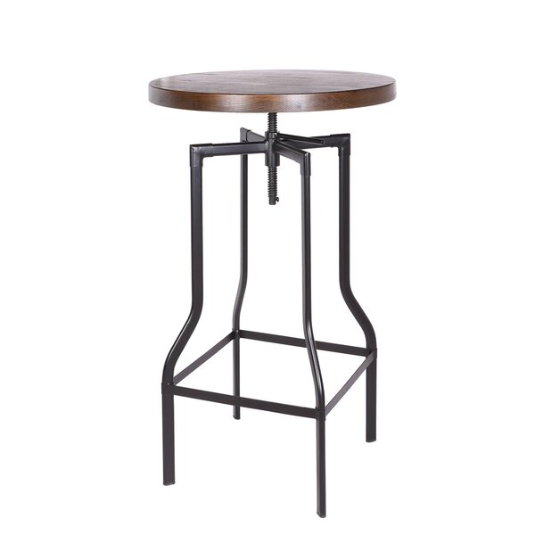 Swan Adjustable Pub Table (Set of 2) by Williston Forge