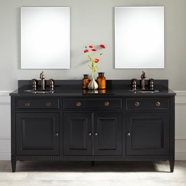 Hawkins 73 Double Bathroom Vanity