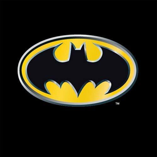 Batman Emblem Indoor/Outdoor Area Rug by Crover