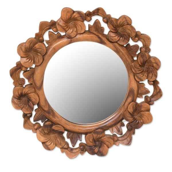 Mcquade Reflection Accent Mirror by Bloomsbury Market