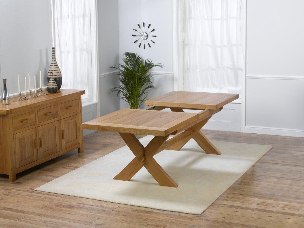 home etc essgruppe rochelle mit ausziehbarem tisch und 6. Black Bedroom Furniture Sets. Home Design Ideas