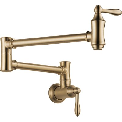 Delta Pot Filler Bronze Faucets