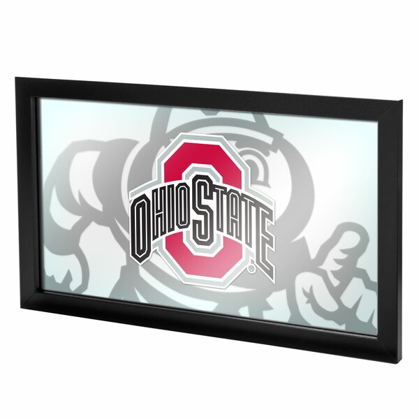 Ohio State Framed Graphic Art by Trademark Global