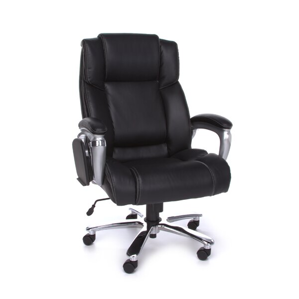 ORO Leather Executive Chair by OFM