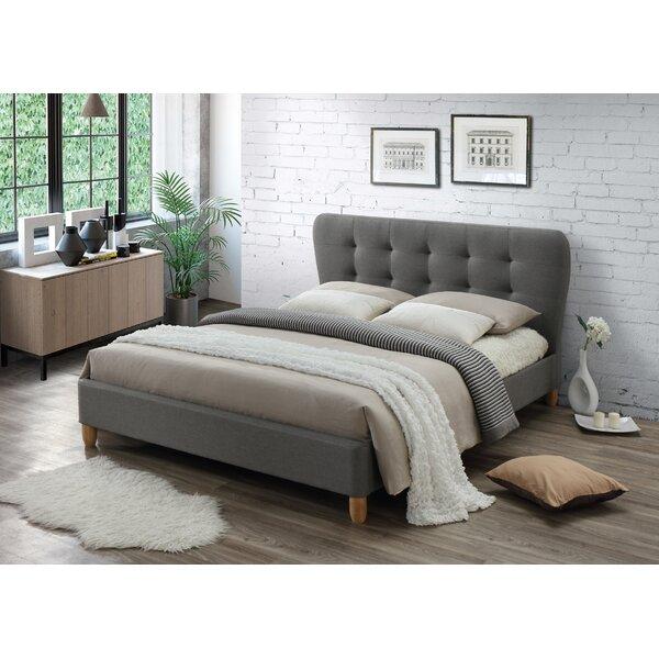 Brydon Upholstered Full Platform Bed by George Oliver