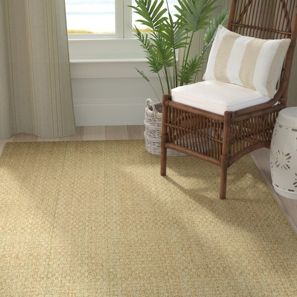 Faulk Seagrass Natural Area Rug by Bayou Breeze