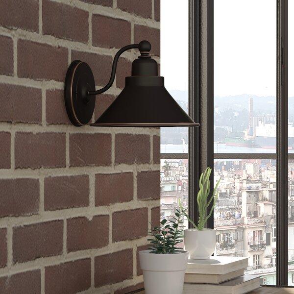 Schaff 1-Light Barn Light by Trent Austin Design