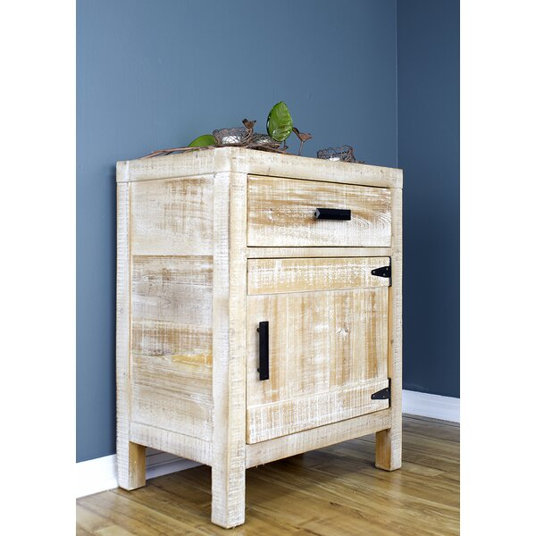 Laurence 1 Drawer 1 Door Accent Cabinet by Gracie Oaks