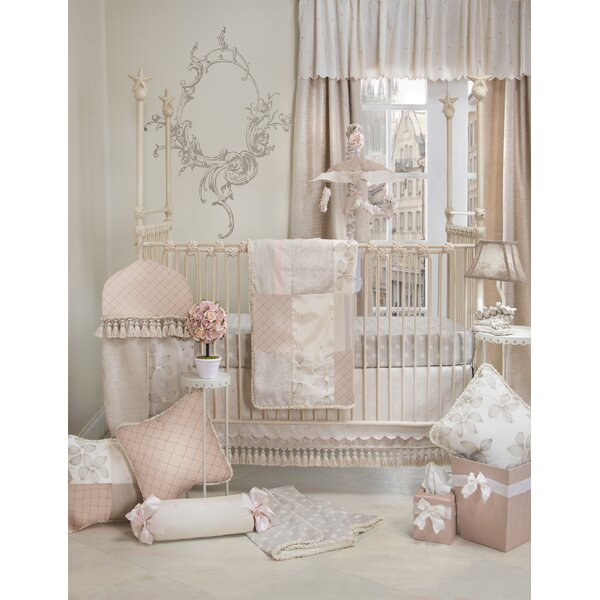 Florence 3 Piece Crib Bedding Set by Glenna Jean