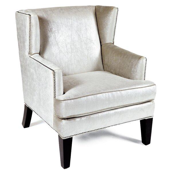 Dina Wingback Chair by Loni M Designs Loni M Designs