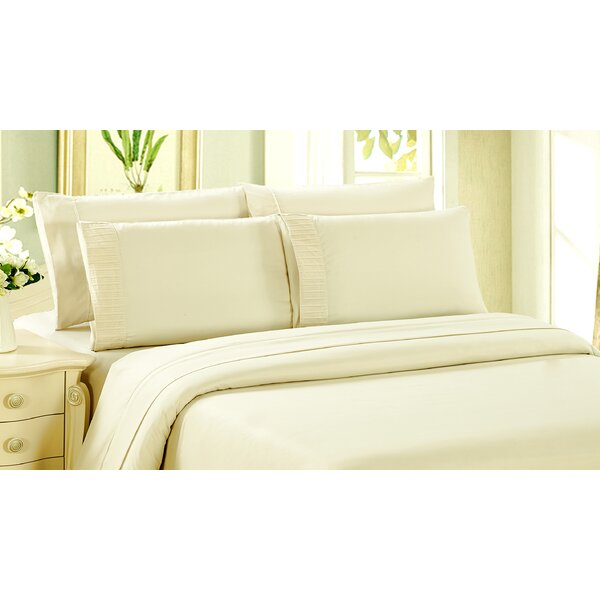 Atwell 3 Piece Duvet Set by Charlton Home