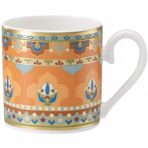 Samarkand Mandarin 3.25 oz. Espresso Cup by Villeroy & Boch