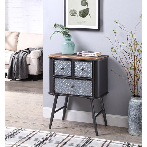 Manriquez End Table with Storage by Williston Forge
