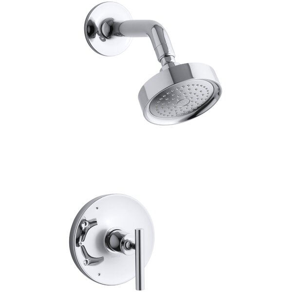 Purist Rite-Temp Pressure-Balancing Shower Faucet Trim with Lever Handle, Valve Not Included by Kohler