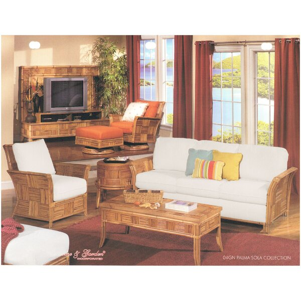 Palma Conservatory Configurable Living Room Set by Acacia Home and Garden