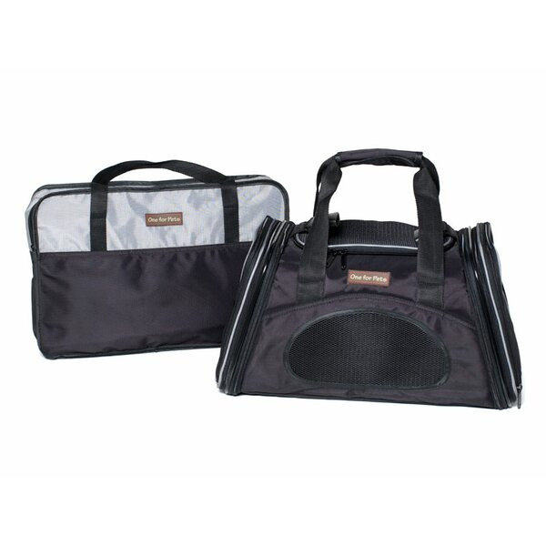 The One Bag Expandable Pet Carrier by Unison