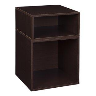Chastain Storage Cube Unit Bookcase Rebrilliant