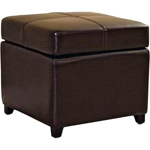 Find Leitch Storage Ottoman by Darby Home Co