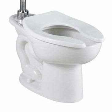 Madera ADA Universal Dual Flush Elongated Toilet Bowl by American Standard