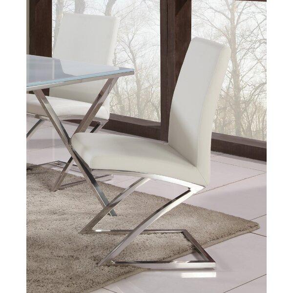Upholstered Side Chair (Set Of 4) By Orren Ellis