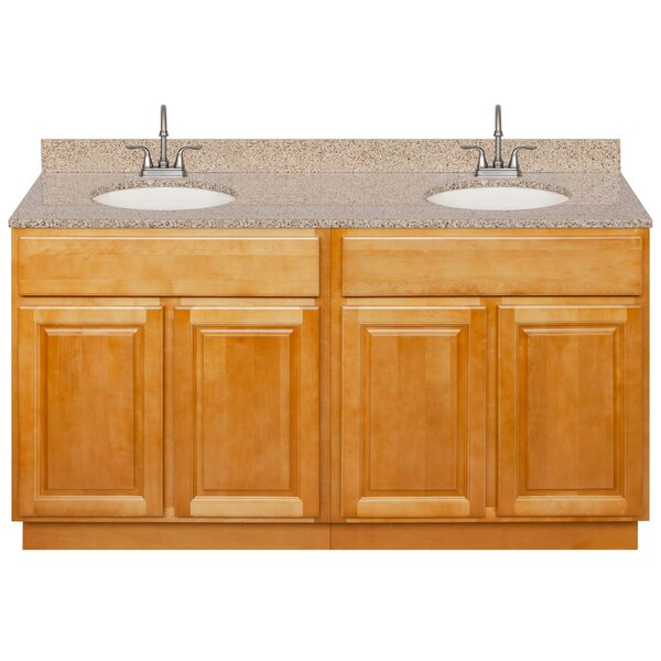 Liskeard 60 Double Bathroom Vanity Set