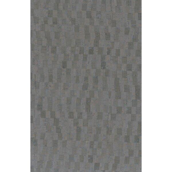 7-16/25 Planks - Micro Bevel Cork Flooring in Bran Mesh by Albero Valley