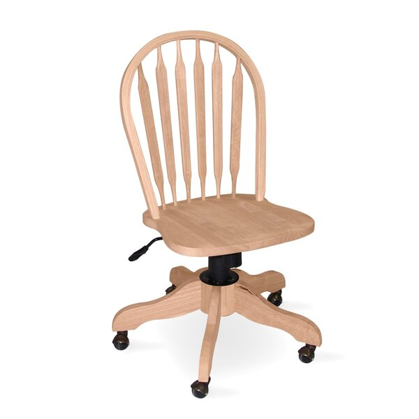 Mcbroom Bankers Chair by August Grove
