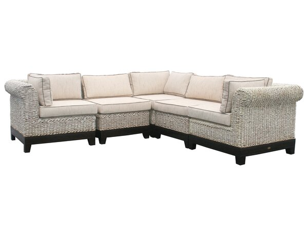 Brenner Symmetrical Modular Sectional by Darby Home Co