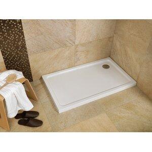 Urban 55 Shower Tray in White
