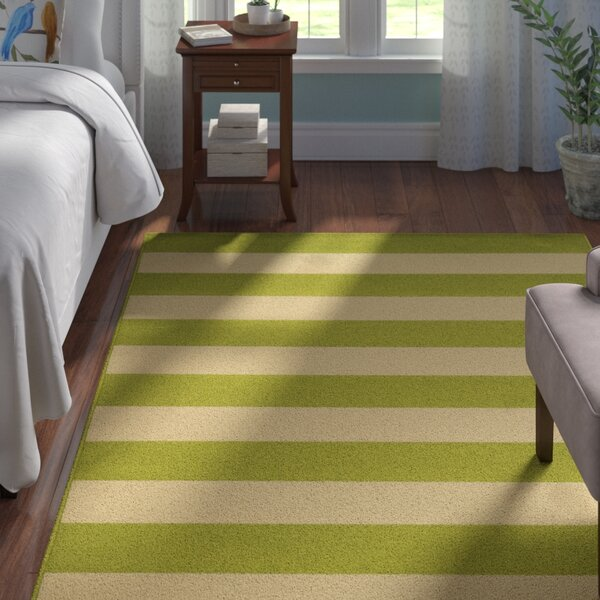 Alford Green Indoor/Outdoor Area Rug by Andover Mills