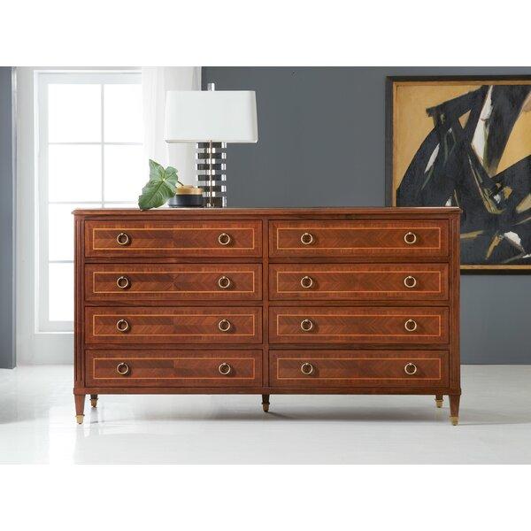 Villeneuve 3 Drawer Double Dresser by Modern History Home