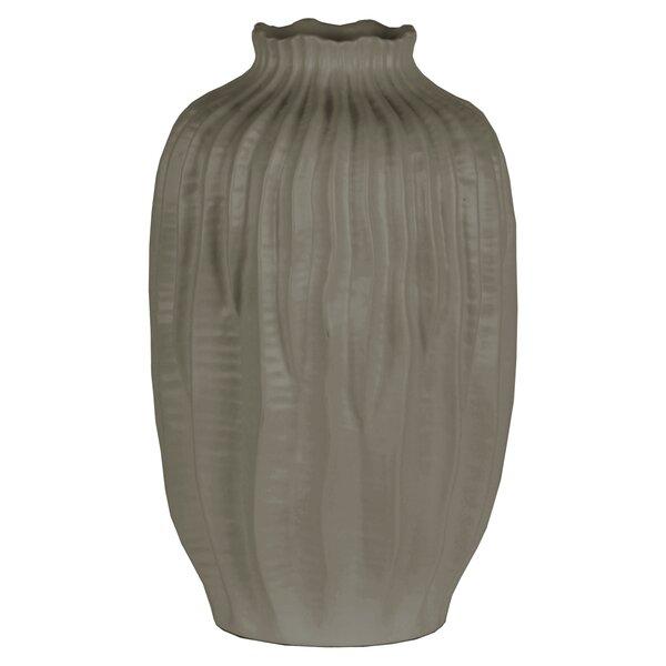 Dovray Ceramic Table Vase by Astoria Grand