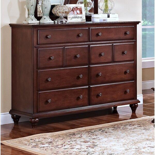 Hoisington 5 Drawer Dresser by Alcott Hill