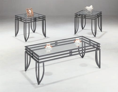 Lake Oswego 3 Piece Coffee Table Set by Wildon Home ®