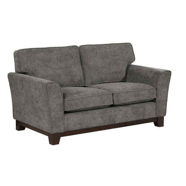 Millbrook Flared Arms Loveseat by Latitude Run