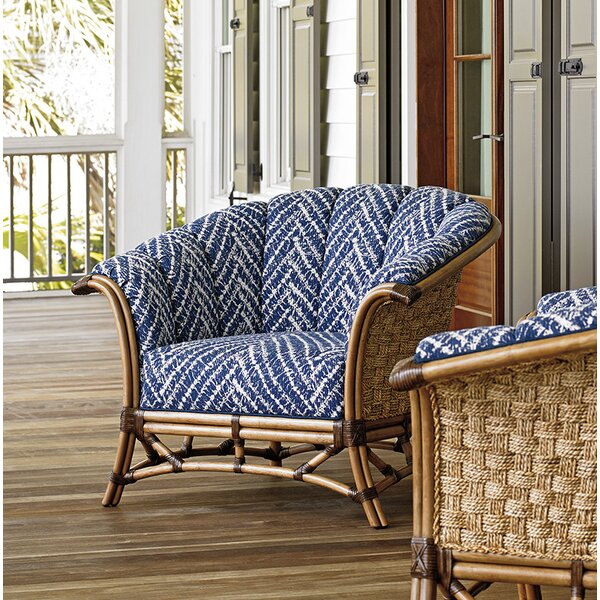 Twin Palms Armchair by Tommy Bahama Home