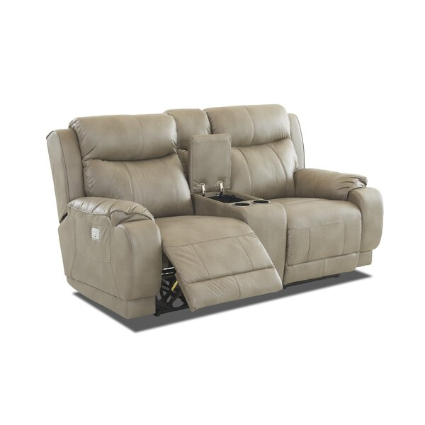 Rutz Reclining Loveseat by Charlton Home
