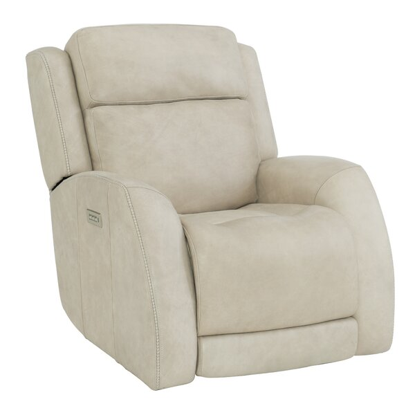 Rawlings Leather Power Recliner by Bernhardt Bernhardt