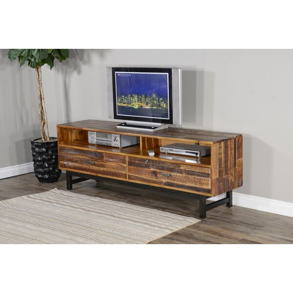 Erin Solid Wood TV Stand For TVs Up To 85