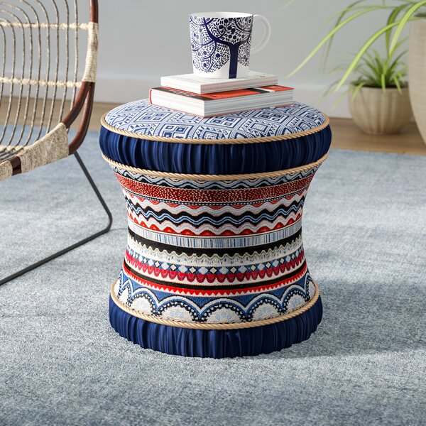 Nolan Decorative Vanity Stool by Mistana